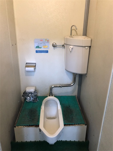 pica表富士のトイレ