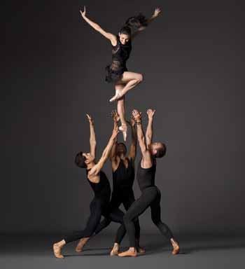 ニューヨーク・シティ・バレエ団おしゃれな写真1