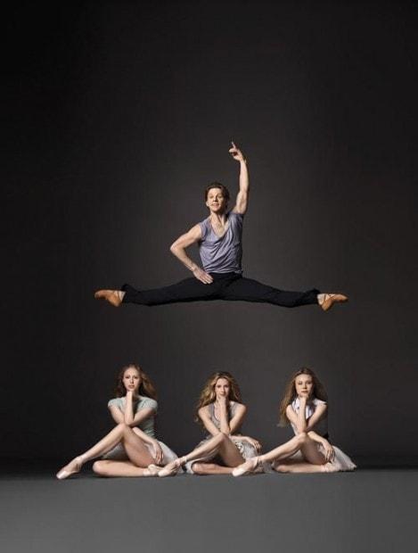 ニューヨーク・シティ・バレエ団おしゃれな写真2