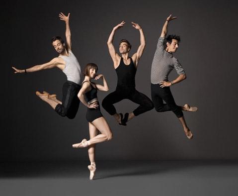 ニューヨーク・シティ・バレエ団おしゃれな写真3