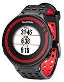 GARMIN(ガーミン) ランニングウォッチ GPS ForeAthlete 220J ブラック/レッド Bluetooth対応 【日本正規品】 114764