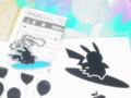 [ピカチュウメタルチャ][シルエットストーリー][なみのりピカチュウ][くったりピカチュウ]