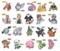 [pan sticker][pokemon][gen5][ポケモンデコキャラシ]