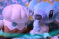 [ポケドール][ポケモンセンター][ぬいぐるみ][シママ][エルフーン][クマシュン]