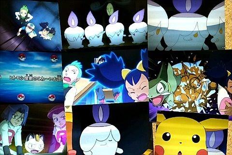ポケモンアニメ ベストウィッシュ 20110407