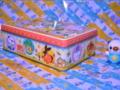 [ポケモンセンター][お菓子缶][キャラメルサブレ][エルフーン][ドレディア]