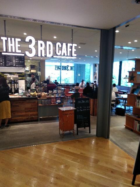 【品川駅】THE 3RD CAFE レビュー | ノマドに最高なお店だった!?