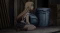 [anime][CANAAN][大沢マリア][ぺたん座り]