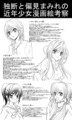 [comic][画像][資料]近年の少女漫画絵の考察 - 2のまとめR