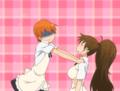 [anime][gif][WORKING!!gif][WORKING!!][伊波まひる][種島ぽぷら][WORKING!!02][おっぱい]