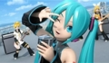 [game][ボーカロイド][ProjectDIVA][ProjectDIVA OP][初音ミク]