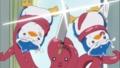 [anime][輪るピングドラム][高倉家のペンギン]