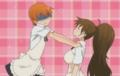 [anime][gif][WORKING!!gif][WORKING!!][種島ぽぷら][伊波まひる][おっぱい]