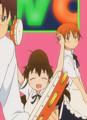 [anime][gif][WORKING!!gif][WORKING!!][種島ぽぷら][おっぱい][半袖]