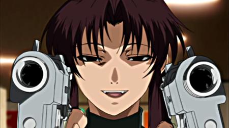 [anime][ブラックラグーン][レヴィ] anime  個別「[anime][ブラックラグー