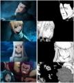 [anime][Fate][イスカンダル][比較]名乗るの?