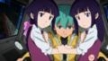 [anime][ガンダムAGE][ユリン・ルシェル][WORKING!!][山田葵][ネタ]