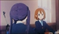 [anime][けいおん!][けいおん!劇場版][平沢唯][中野梓][あたま]劇場版はあずにゃんの後ろ頭も描き込み細かい