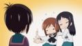 [anime][Aチャンネル][トオル][ユタカ][ミホ][あたま]