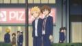 [anime][男子高校生の日常][りんごちゃん][奈古さん]