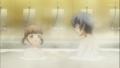 [anime][ペルソナ4][白鐘直斗][堂島菜々子][お風呂]