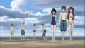 [anime][Another][見崎鳴][赤沢泉美][杉浦多佳子]