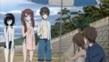 [anime][Another][見崎鳴][赤沢泉美][三神怜子]