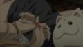 [anime][CANAAN][大沢マリア][お尻][拘束]