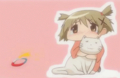 [anime][gif][ひだまりスケッチ][ゆの][ロリ][涙目]