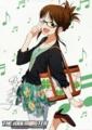 [anime][アイドルマスター][錦織敦史][秋月律子]