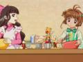 [anime][CCさくら][木之本桜][大道寺知世][鈴木典光]