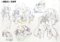 [anime][たまゆら][設定画][沢渡楓]