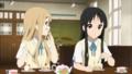 [anime][けいおん!][秋山澪][涙目][琴吹紬]