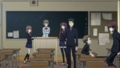 [anime][Another][赤沢泉美][杉浦多佳子][小椋由美]杉浦さんジョジョ立ち…