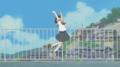 [anime][gif][かみちゅ!][一橋ゆりえ]ちゅー!