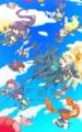 [anime][境界線上のホライゾン][向井・鈴][アデーレ][マルゴット&マルガ][本多・二代][ハイディ]