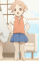 [anime][gif][TARI TARI][宮本来夏][ロリ][ダンス]