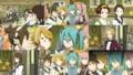 [anime][氷菓][氷菓他][初音ミク][鏡音リン][鏡音レン][巡音ルカ][いっぱい]漫研