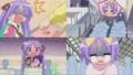 [anime][らき☆すた][柊つかさ][柊かがみ][赤面]