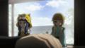 [anime][織田信奈の野望][津田信澄(信奈)][前田犬千代(信奈)][もぐもぐ]ういろうを盗る