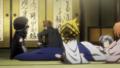 [anime][gif][織田信奈の野望][竹中半兵衛(信奈)][+][ねね(信奈)]わきふきふき