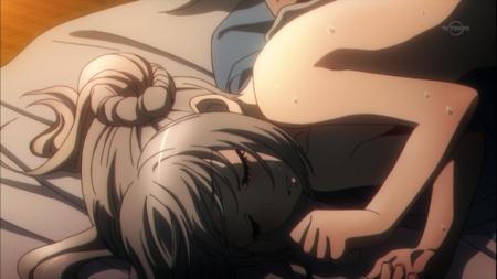 [anime][織田信奈の野望][竹中半兵衛(信奈)][汗]