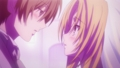 [anime][織田信奈の野望][織田信奈][ウェディングドレス][赤面]
