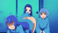 [anime][gif][じょしらく][蕪羅亭魔梨威][お尻][蒙古斑]
