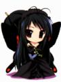 [ライトノベル][アクセル・ワールド][HIMA][黒雪姫][ちびキャラ]