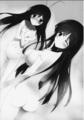 [ライトノベル][アクセル・ワールド][HIMA][黒雪姫][倉崎楓子][お風呂][赤面]