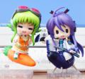 [figure][GUMI][ボーカロイド][ねんどろいど][GUMIねんどろ][KAITO][KAITOねんどろ]