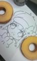 [anime][ミルキィホームズ][シャロ][沼田誠也][アナログ絵]