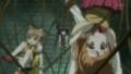 [anime][DOG DAYS][クーベル][ドロワーズ][リコッタ]