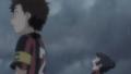 [anime][銀河へキックオフ!!][西園寺玲華]雨ゴクゴク